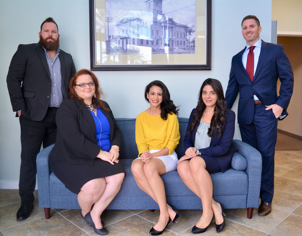 The Fusco Law Group team